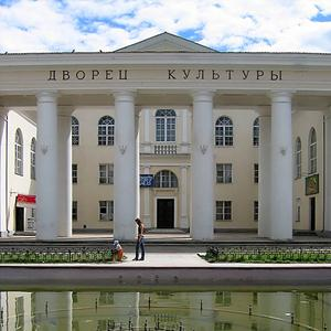 Дворцы и дома культуры Любытино