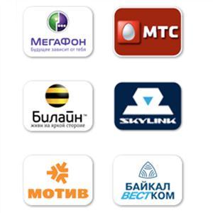 Операторы сотовой связи Любытино