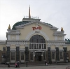 Железнодорожные вокзалы в Любытино