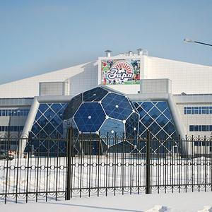 Спортивные комплексы Любытино
