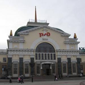 Железнодорожные вокзалы Любытино